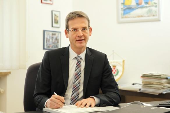 Bürgermeister Robert Ilg